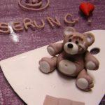 Teddybär aus Fondant machen