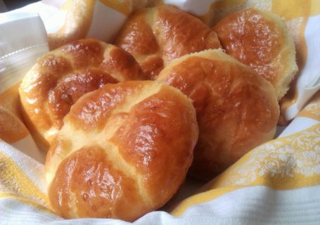 brioches backen
