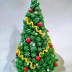Weihnachttorte Christbaum Tannenbaum