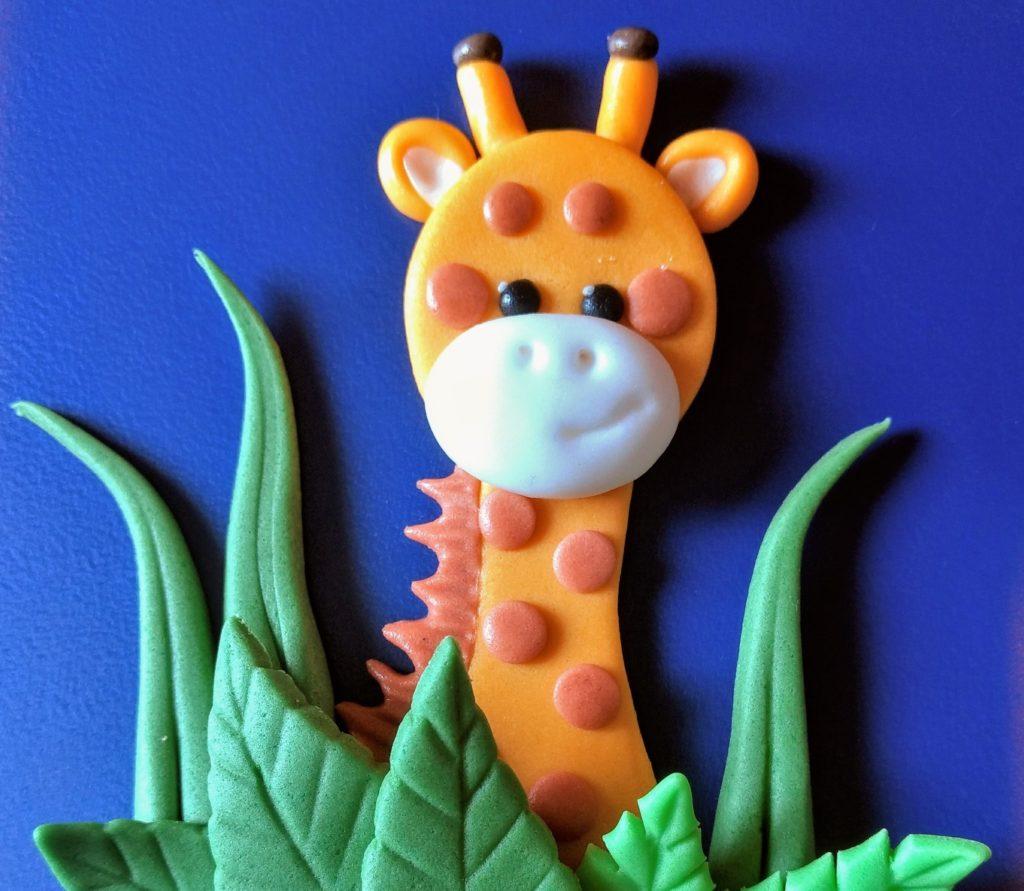 Tortendeko Girafe